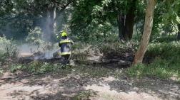 Kiránduló került bajba és kisebb tüzek gyulladtak