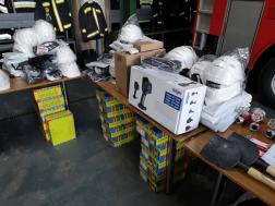 Tovább folytatódik az önkéntes mentőszervezetek fejlesztése