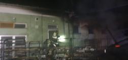 Családi ház égett ki Bakonytamásiban4